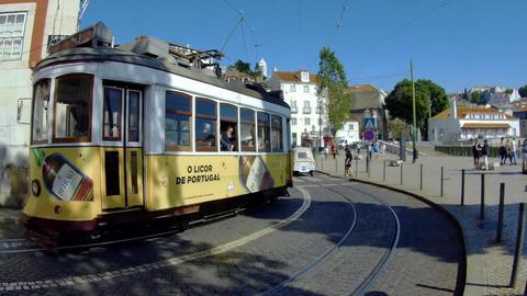 Lisboa Tram Live Action