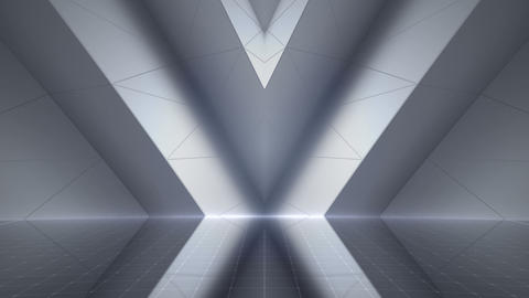 Geometric Wall Stage 2 WCpSw 4k Animation