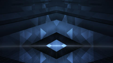 Geometric Wall Stage 4 WBpS Rd 4k Animation