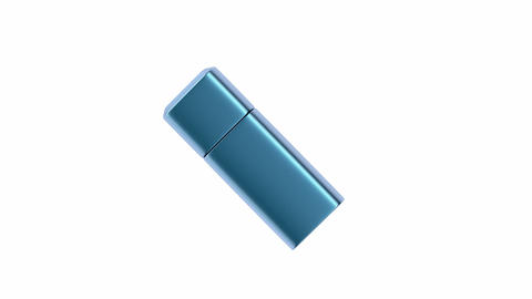 Usb type-c flash drive Animation