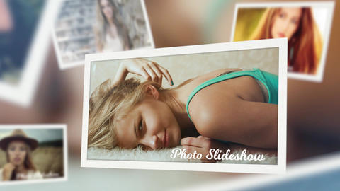 Premiere Pro Slideshows Collection