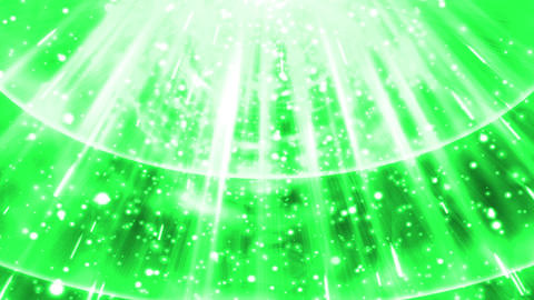 green light down animation background Animation