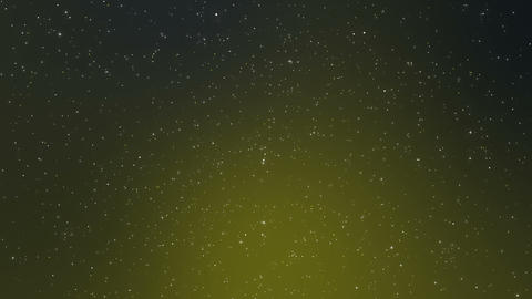 Night sky with stars background Animation