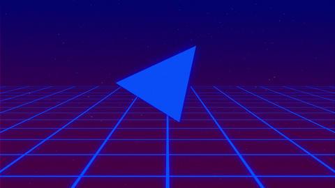 Vhs Logo Animation GIF