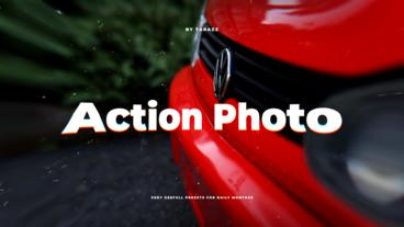 Action Editing Collection