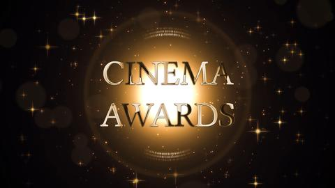 Cinema Awards After Effects Template