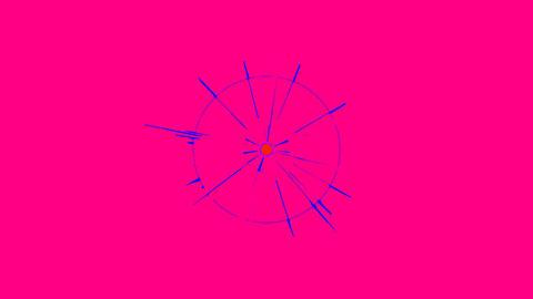 Acid Color 4K 02 Vj Loop Animation