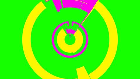 Acid Color 4K 04 Vj Loop Animation