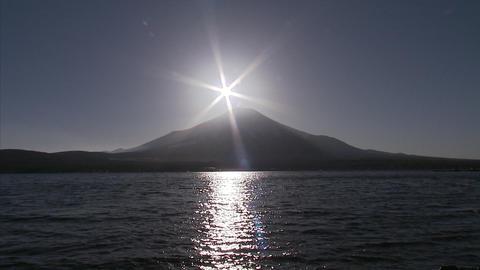 ダイヤモンド富士tlps山中湖 Footage