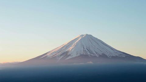 富士山 新道峠03 5D Footage