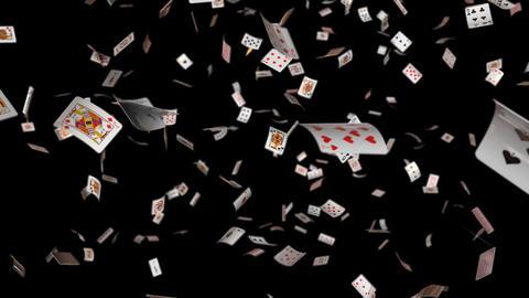 Poker card all DOF and no DOF GIF