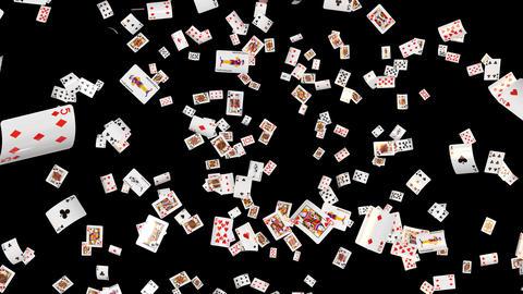 Poker card all loop GIF