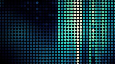 Future Tech 0156: Futuristic technology digital light abstraction Animation