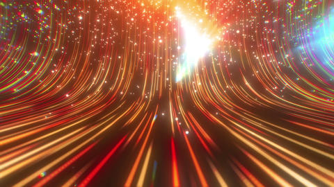 City Lights 01 Animation