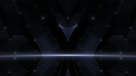 Geometric Star Stage 4 WApZ Rd2 4k CG動画