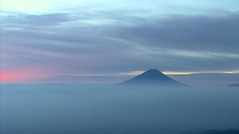 甘利山 雲海25 ビデオ
