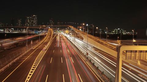 首都高 湾岸高速 Footage