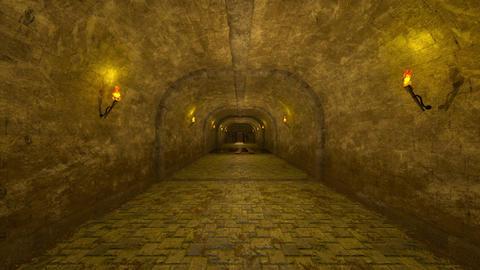 Corridor Animation
