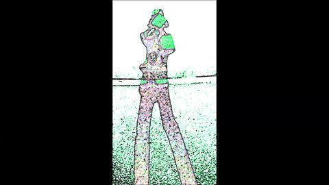 CREATIVE BOX-Human Silhouette Video 1 1