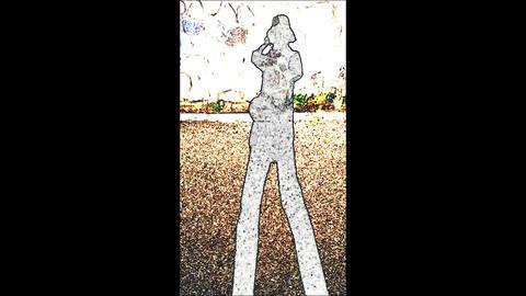 CREATIVE BOX-Human Silhouette Video 1 2