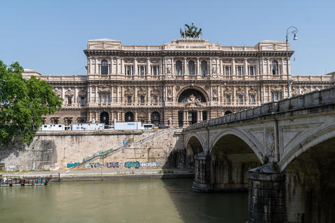 Palace of Justice in Rome Photo