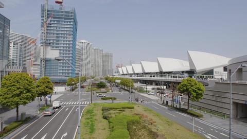 パシフィコ横浜L118 C015 Footage