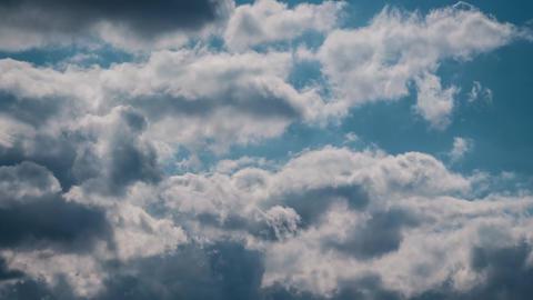 Clouds 01 Footage