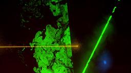 Experimental Lasers Footage