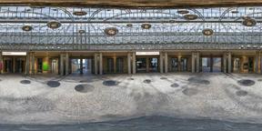 Schirn Kunsthalle Frankfurt Fotografía de realidad virtual (RV) en 360°