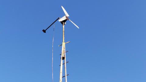 Wind power generator2 Footage