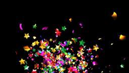 Confetti STARMIX(QT alpha)4K Animation