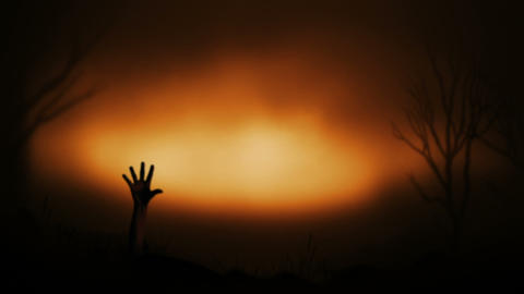 Zombie Hand (1) Animation