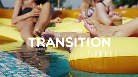 Transition After Effects Template