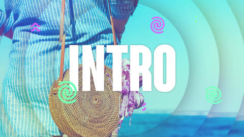 Creative Intro After Effects Template