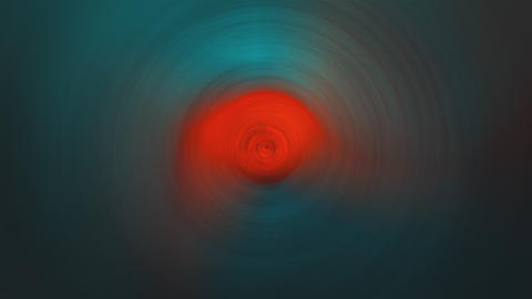 Modern radial abstraction with mixing colors, 3d render background, modern Footage