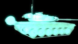 Wireframe Hologram 2 2