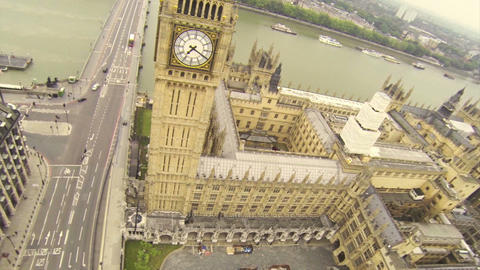 House of Parliament Footage