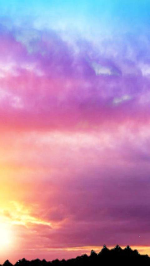Sunset 02 Animation