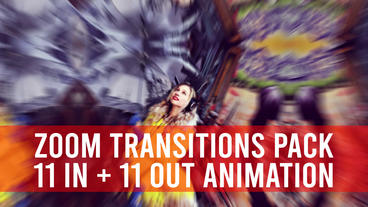 Premiere Zoom Video & Transitions