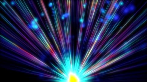 Abstract Lighting Rays V02 0