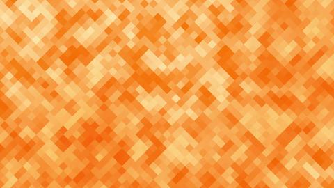Orange Pattern Animation