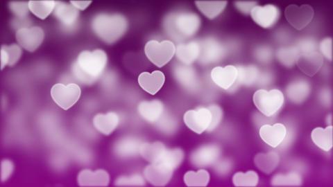 Love Bokeh Background Loop 01 GIF