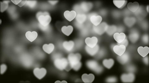 Love Bokeh Background Loop 03 GIF