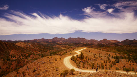 Flinders Ranges Footage