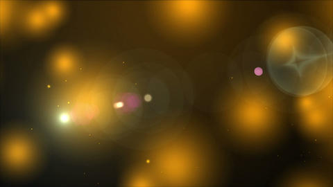 Particles 7 Stock Video Footage