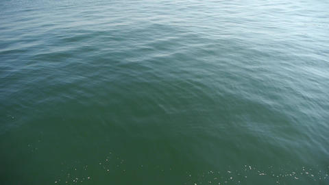 Water ripples surface.sea ocean wave Stock Video Footage