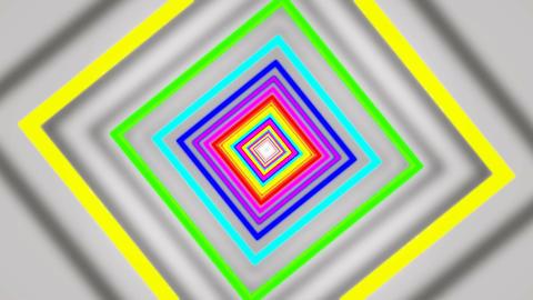 shadow rainbow tunnel Animation