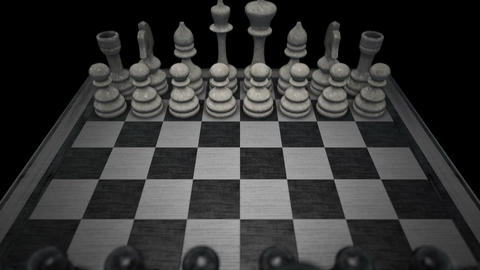 Chess Board 02 Animation
