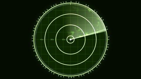 Radar Screen 02 (24fps) Animation