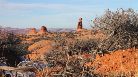 20111229 ARCHES 9423 Stock Video Footage